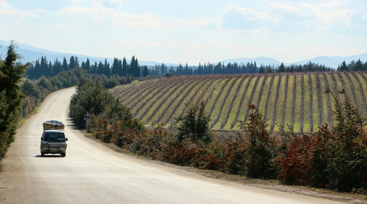 "The Lebanese ""Route des Vins"""